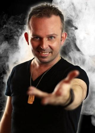 Andrew Green Illusionist and Magician from Lancashire