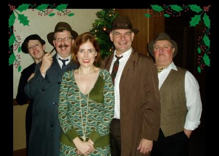 Art Deco Productions Murder Mystery Events Nottinghshire