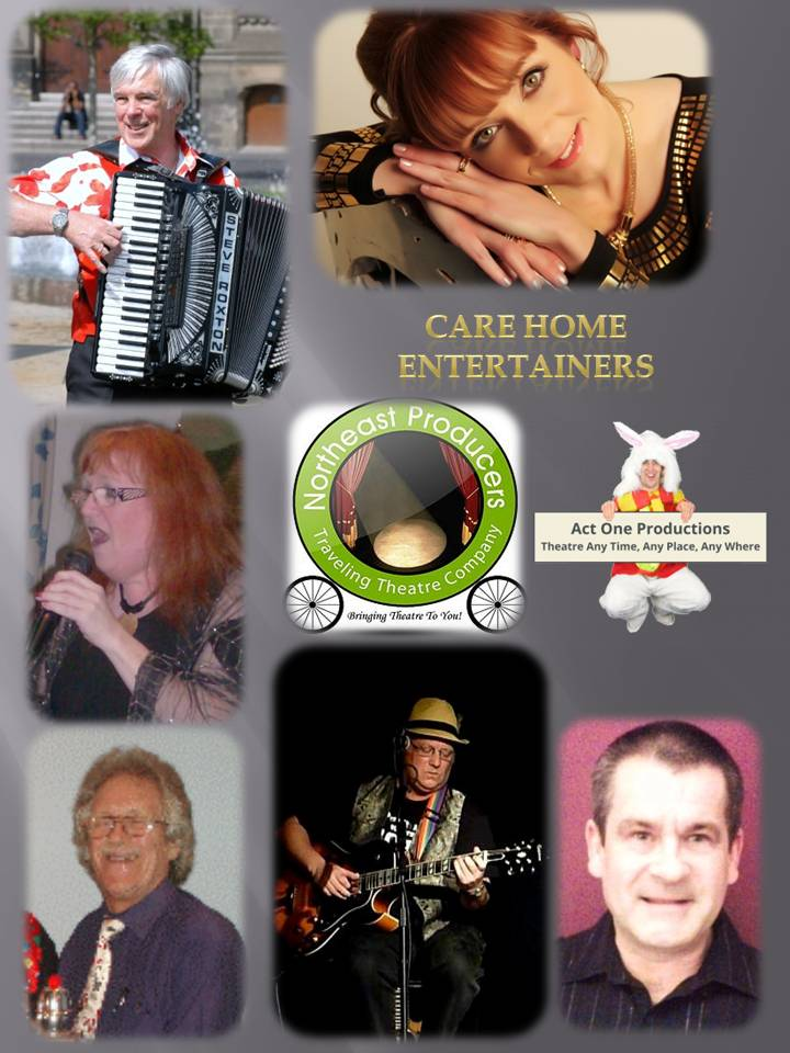 Care Home Entertainers North East