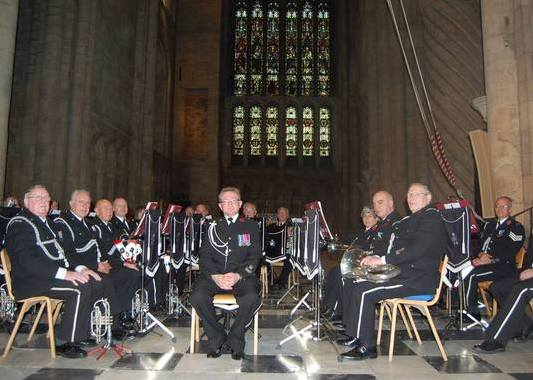 Cleveland Police Brass Band Teesside