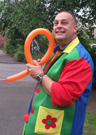 Spectrum Magic with Colin Robinson Childrens Entertainer Co Durham