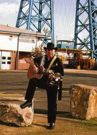 Eric White 'the Original Teesside Cowboy'
