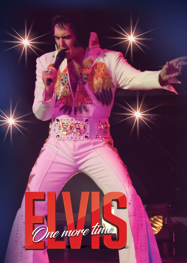 Gary Jay as Elvis Presley available Nationwide