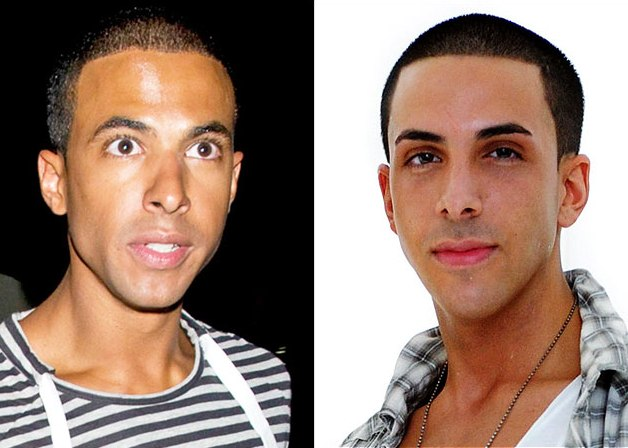 Jon-Adam Pamment as Marvin Hume Lookalike from Just Look Similar a JLS tribute band based in Staffordshire