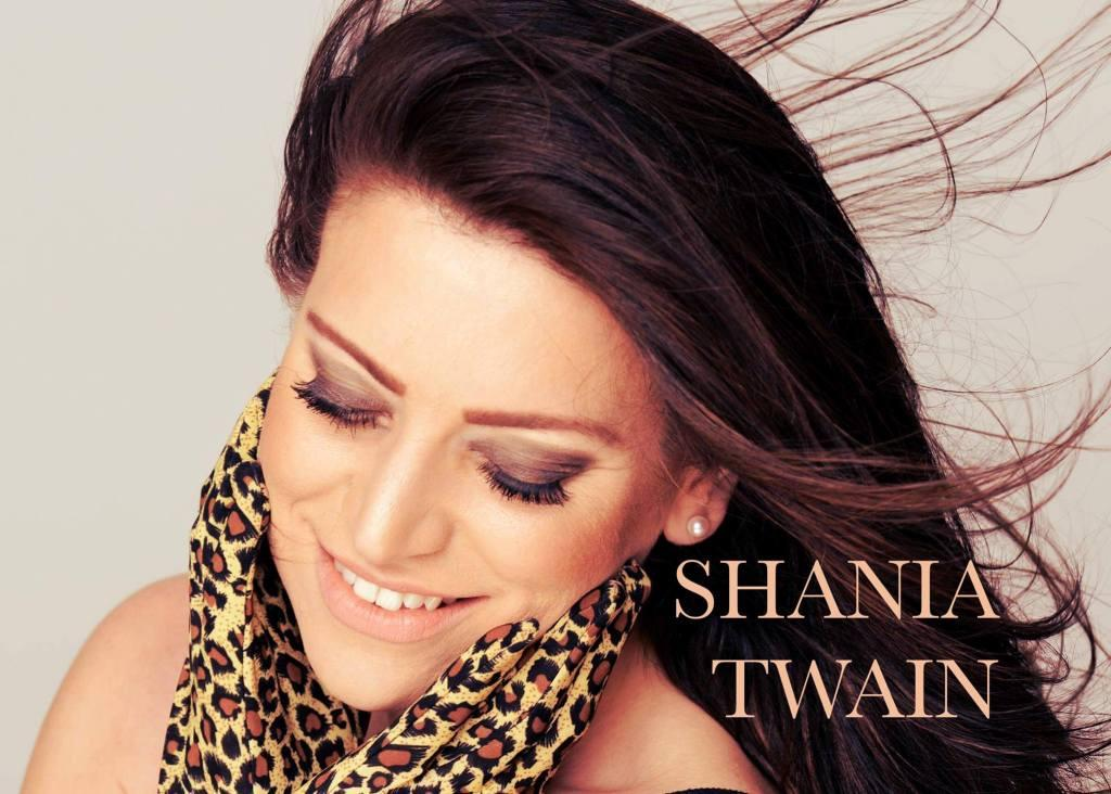 Nicola Marie Tribute to Shania Twain from Derbyshire