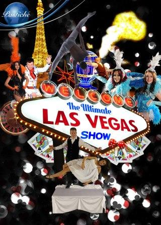 Pastiche bring you the Ultimate Las Vegas Show