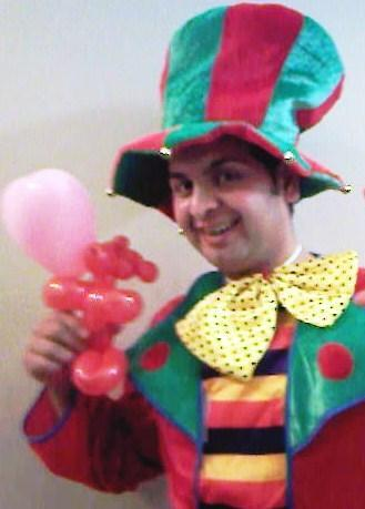 Rabbie Khadim, Children's Entertainer
