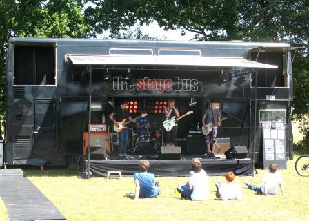Stage Bus 5x5m